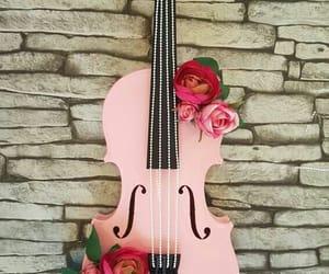 kawaii, music, and pink image