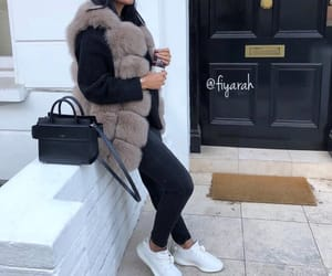 shoes sneakers, winter hiver look, and purse purses rich image