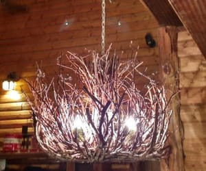 etsy, lighting, and chandeliers image