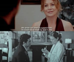 meredith grey, quotes, and text image