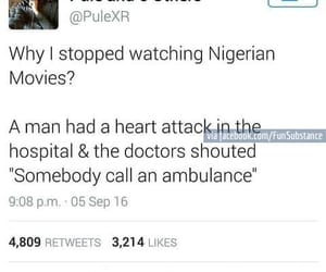 awesome, funny, and nigerian image