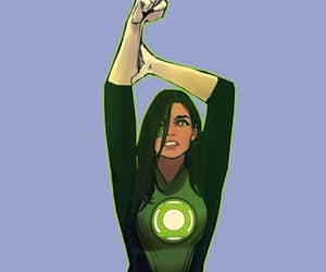jessica cruz, green lantern, and dc comics image