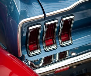 cars, muscle cars, and ford mustang image