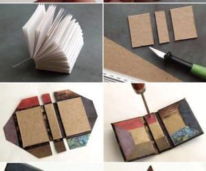 book, diy, and mini image