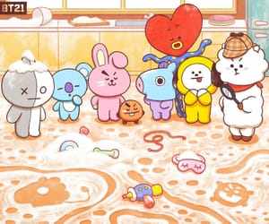 rj, mang, and cooky image