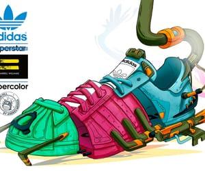 adidas, Logo, and Originals image