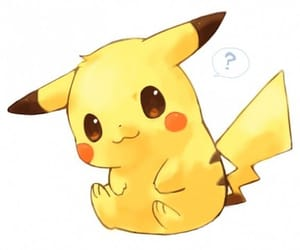 little, pika, and cute image