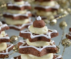 biscotto, christmas, and dolce image