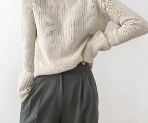 sweater and ootd image