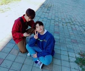 Chan, Minho, and hyunjin image