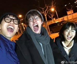 shen yue, darren chen, and connor leong image