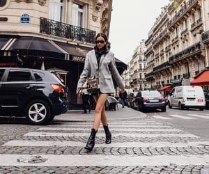 style, fashion, and paris image