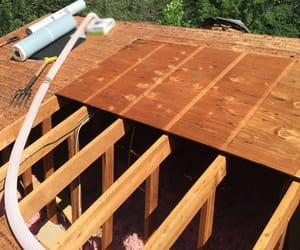 roofing contractors and roof replacement image