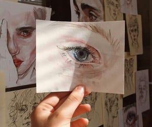art, tumblr, and artists image