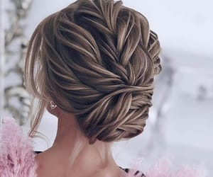 elegance, hair, and pretty image