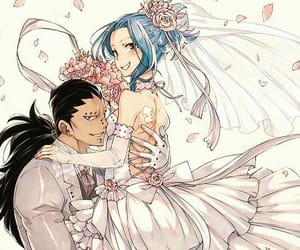 fairy tail, levy mcgarden, and gale image