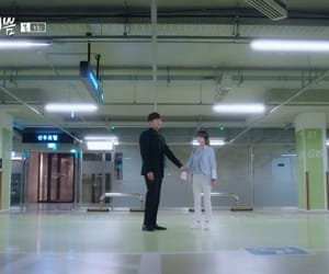couple, choi jin hyuk, and Korean Drama image