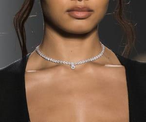 fashion, diamond, and model image
