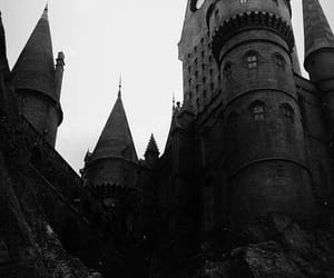 autumn, harry potter, and hogwarts image