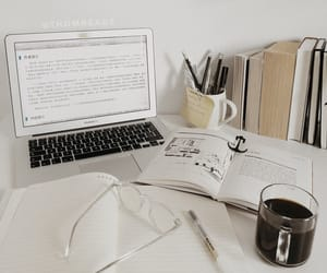 books, college, and education image