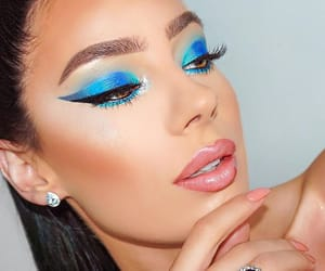 Image by Evening makeup
