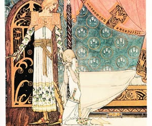 1910s, east of the sun and west of the moon, and kay nielsen image