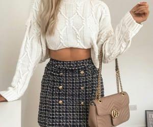 clothes, fashion, and handbag image