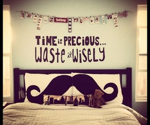 quotes, room, and time image