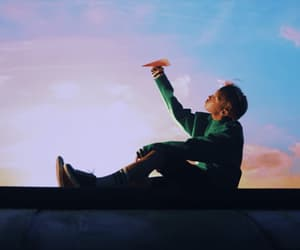 bts, jhope, and spring day image