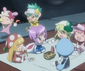 kawaii, shugo chara, and chibi party image