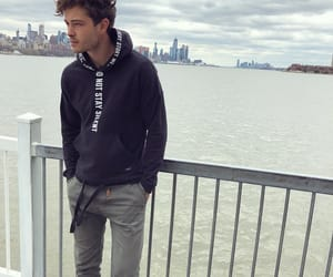 guy, handsome, and franciscolachowski image