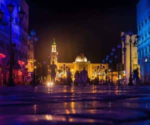 beautiful, تونس, and by night image