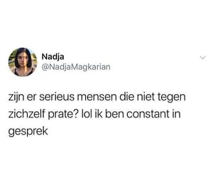 dutch, tekst, and nl image