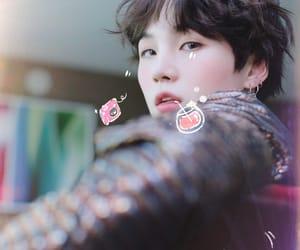 cute boy, suga bts, and cute yoongi image