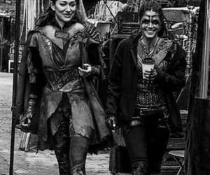echo, spy, and marie avgeropoulos image