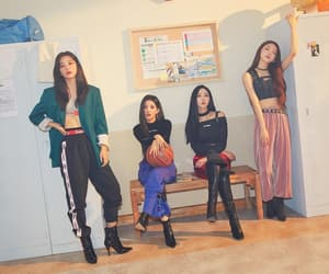 (g)i-dle, red velvet, and seulgi image
