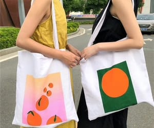 art, asia, and bags image