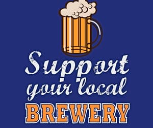 beer, independent, and small business image