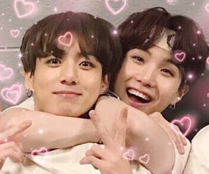 bts, jungkook, and yoongi image