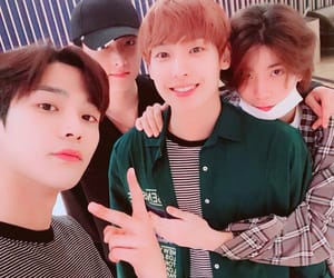 rowoon, hwiyoung, and zuho image
