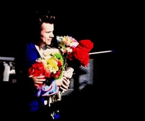 flowers, gif, and Harry Styles image