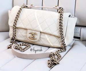fashion style, chanel white, and outfit clothes image