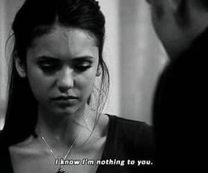 tvd, sad, and elena gilbert image