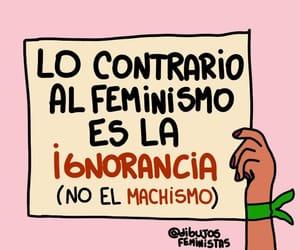 girl power, feminismo, and pancartas image