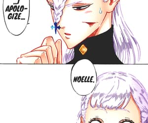 anime, anime girl, and monochrome image