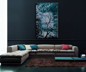 Abstract Painting, etsy, and nature art image