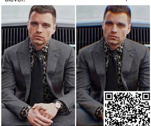 filters, Marvel, and sebastian stan image