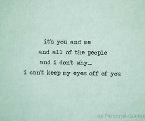 love, quotes, and Lyrics image