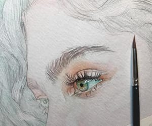 alternative, beauty, and eye image