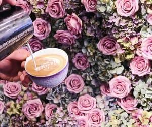 art, beautiful, and coffee image